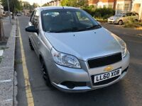 2010 Chevrolet Aveo 1.2 LS 5dr Warranted Low Mileage Value for Money @07541423568@