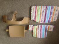 Stokke Tripp trapp baby set with cushions