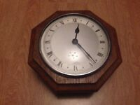 Antique Lovely Wind Smiths Clock
