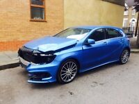 2013 Mercedes A200 AMG S 60MPG Salvage Damaged Repairable a class a180
