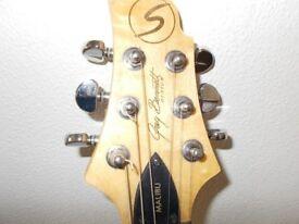 Greg Bennett design guitar