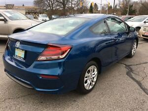 2014 Honda Civic Coupe LX | *COUPE* | NO ACCIDENTS | BLUETOOTH Kitchener / Waterloo Kitchener Area image 6