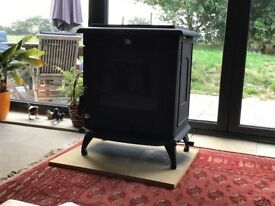 8KW Multi-Fuel Lilyking 659 Black Stove