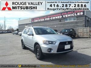 2011 Mitsubishi Outlander LS NO ACCIDENTS PRICED TO SELL