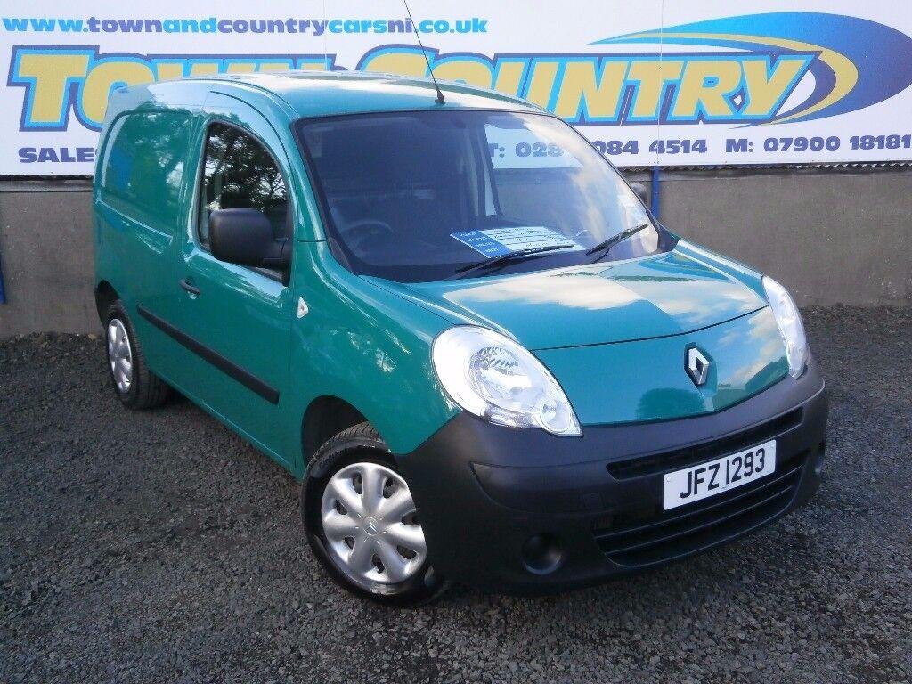 ***2012 Renault Kangoo ML19 DCI 75 **FULL RENAULT SERVICE HISTORY*( berlingo transit vito nemo caddy
