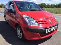 SALE! Bargain Nissan pixo, £30 a year tax, cheap insurance, full years MOT, ready to go