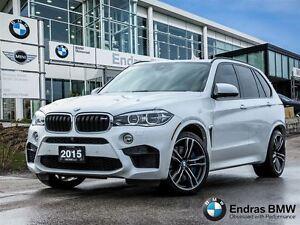 2015 BMW X5 M -