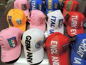 New, FIFA Soccer World Cup Hat Cap, Adjustable One Size