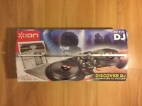 Ion Discover DJ - Computer DJ System Controller. Boxed.