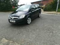 Vauxhall Zafira 1.6 petrol no mot