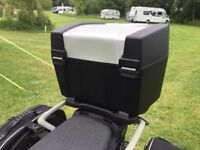 Triumph Tiger Top Box, Tankbag and Krauser Soft Luggage, sold individually or as a set.