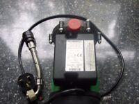 Salamander Shower Pump. Single RGP 40