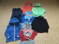 HUGE BUNDLE OF NEXT BOYS CLOTHES AGE4-5 years