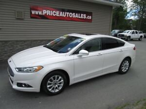 2013 Ford Fusion SE-HEATED LEATHER-SUNROOF-REMOTE START!!!