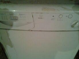INDISET condenser tumble dryer