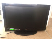 26 inch LCD tv dvd player with Freeview