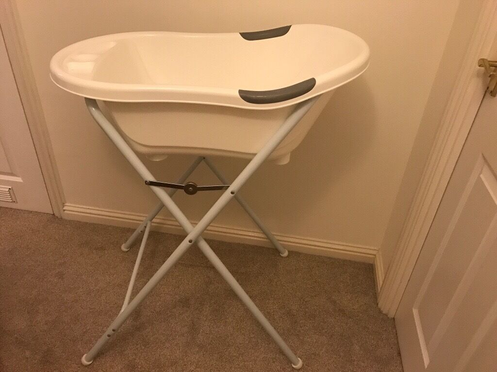 Tippi toes Baby bath with stand | in Swindon, Wiltshire | Gumtree