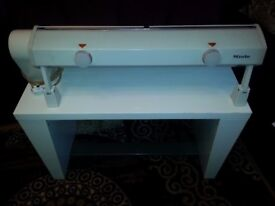 Roller Iron - rotary ironing machine great for hotels etc