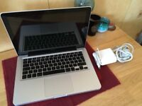 Apple MacBook Pro 13 inch 2.4GHz upgraded