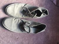 Ben Sherman desert boots
