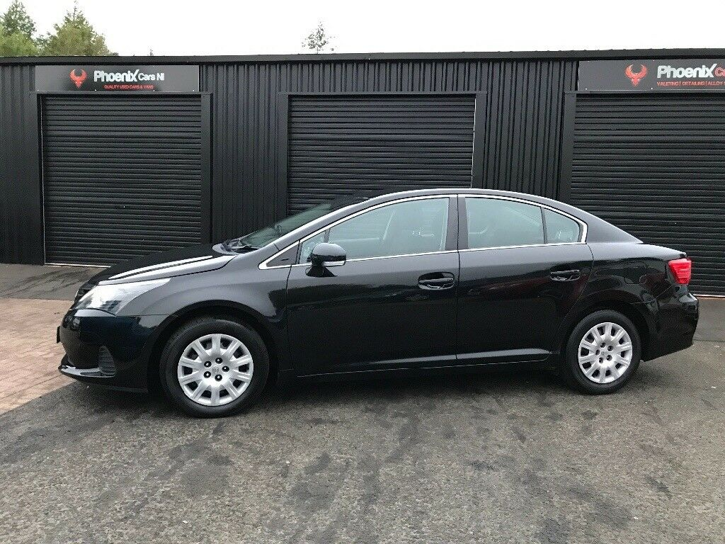 Toyota AVENSIS 2.0 d4d diesel ONE COMPANY OWNER!