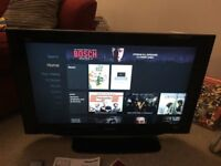 Panasonic 32 inch HD Freeview LCD TV, 3 HDMI, Componant, 2 SCART, SD slot and VGA PC