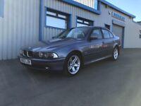 2000 BMW 520I E39 AUTO, LONG MOT, SERVICE HISTORY
