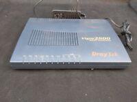 Draytek Vigor 2800 router