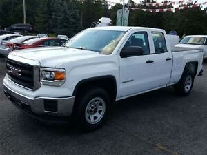 2015 GMC Sierra 1500 WORK TRUCK 4X4 AIR POWER GROUP!!!