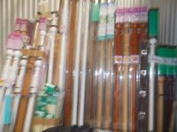 blinds and curtain poles /roller blinds