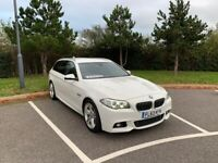 BMW 5 SERIES M SPORT 2.0 AUTOMATIC TOURING STEP