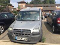 Fiat Doblo Active 1.2 5dr