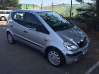 04 Mercedes A140 Classic SE Long Wheel Base. Immaculate car with low mileage. Cheap.