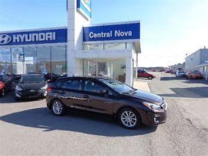 2012 Subaru Impreza 2.0i (CVT)