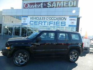 2016 Jeep Patriot COMPLETEMENT NEUF 4X4 Sport + CUIR + JANTES