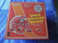 Space Bouncer Racing and Books