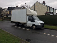 **FORD TRANSIT T350 LUTON, TAIL LIFT, ROLLER SHUTTER, 57 PLATE**
