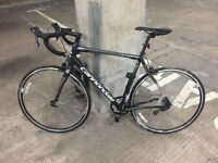 Cannondale Synapse Mens 2015 - 56cm frame, specialized helmet, kryptonite lock and pump included.
