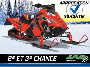 2018 Polaris 600 Switchback Assault 144 SnowCheck Select Defiez