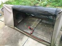 Rabbit hutch/Run for sale £40