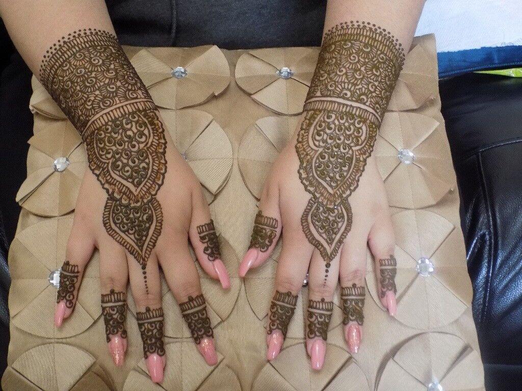 Henna Mehndi Edinburgh : Henna mehndi tattoo artists services available in manchester