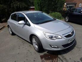 Vauxhall Astra 5 door 50K miles
