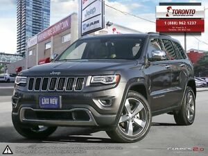 2016 Jeep Grand Cherokee ***LIMITED***CHYRSLER CANADA EXECUTIVE