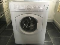 Hotpoint Aquaris washing machine