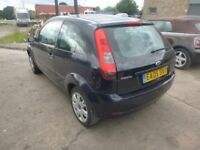 FORD FIESTA - EA05SNY - DIRECT FROM INS CO