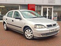 Vauxhall Astra 1.4 (1 YEARs MOT) NEEDS NOTHIG!!!