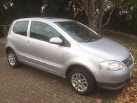 Volkswagen Urban Fox 1.2 Petrol 12 Months MOT Genuine Low Mileage Year 2007
