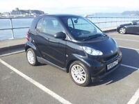 VGC SMART FORTWO COUPE MHD PASSSION. NEW MOT £20 road tax, very economical, FSH