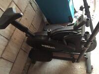 Exercise Bike/Cross Trainer