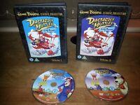 Dastardly & Muttley Volumes 1 & 2 DVD Box Sets (84#)